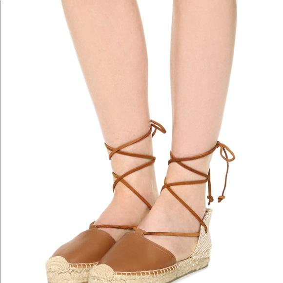 6917f1ee5b6 Soludos® Platform Gladiator Sandals in Leather sz6